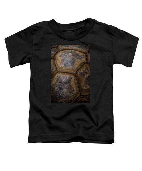 Turtle Shell Toddler T-Shirt