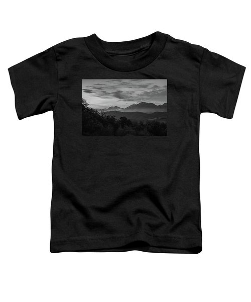 Tuscan Hills Toddler T-Shirt
