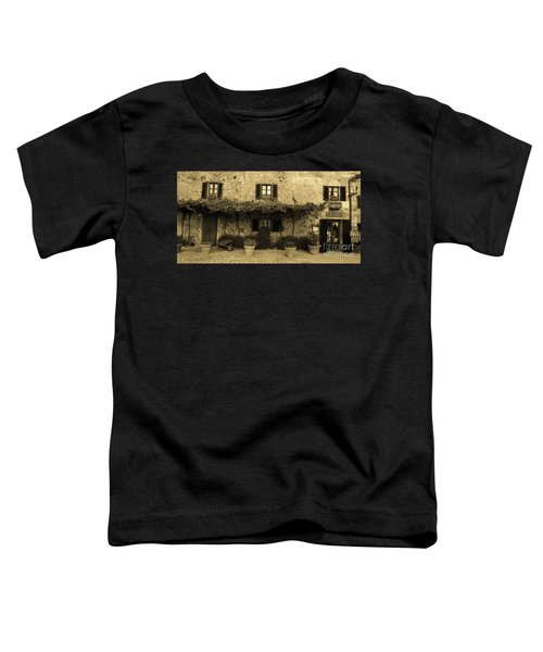 Tuscan Village Toddler T-Shirt