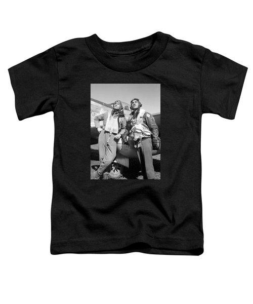 Tuskegee Airmen Toddler T-Shirt