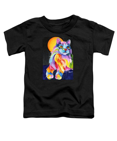 Tutti Fruiti Kitty Toddler T-Shirt