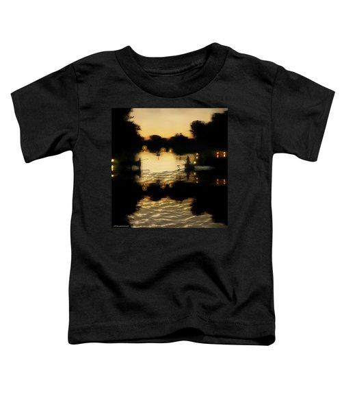 Twilight Glowing Toddler T-Shirt