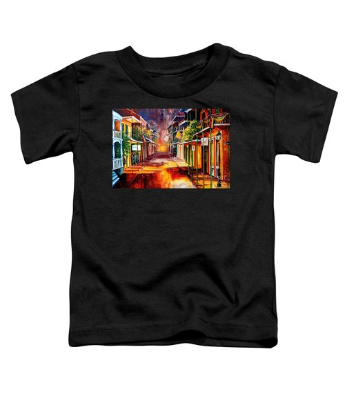 Twilight In New Orleans Toddler T-Shirt