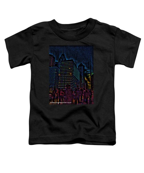 Twilight Of Uncertainty Toddler T-Shirt