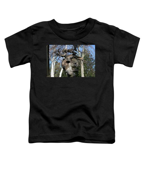 Two Elephants In A Tree Toddler T-Shirt