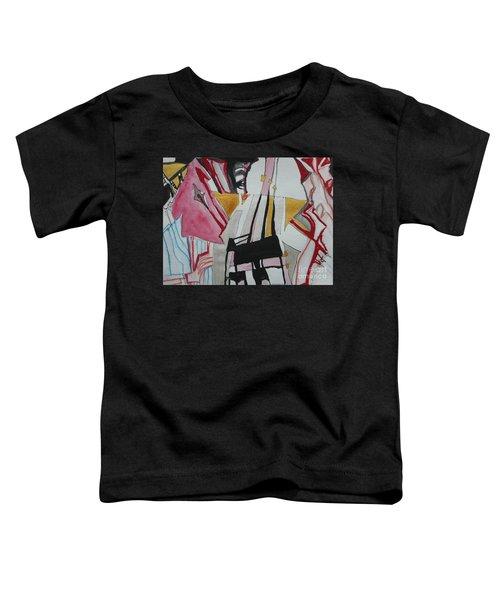 Two Musicians Toddler T-Shirt