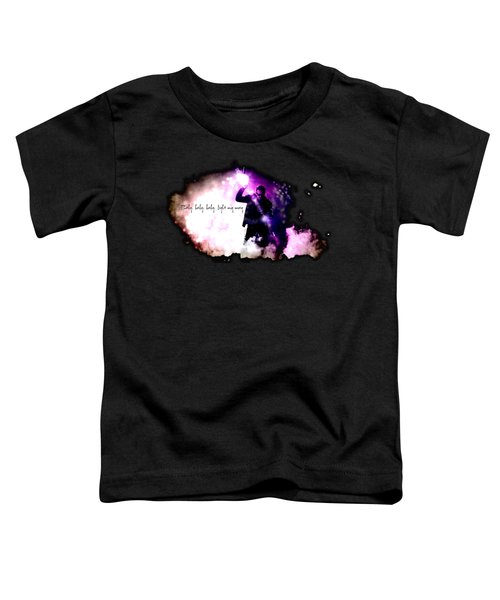 Ultraviolet Toddler T-Shirt by Clad63