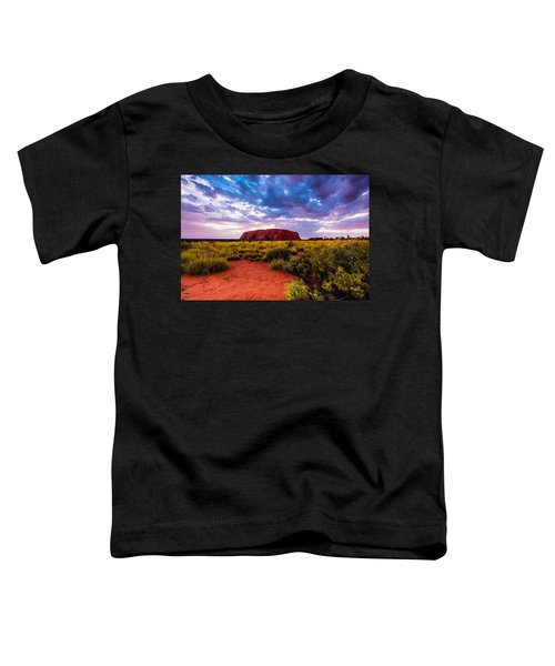 Uluru Toddler T-Shirt