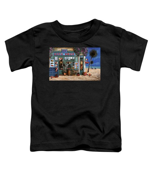 Un Negozio Al Mare Toddler T-Shirt