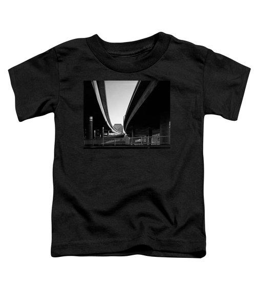 Under Interstate 5 Sacramento Toddler T-Shirt