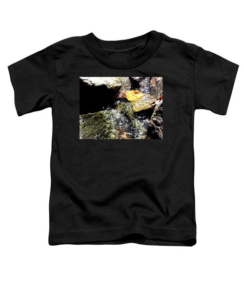 Under The Glass Of Water Toddler T-Shirt