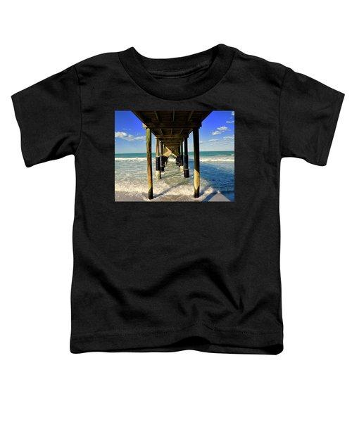Under The Pier Toddler T-Shirt