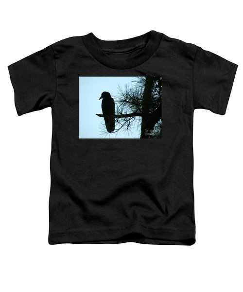 Unknown Visitor Toddler T-Shirt
