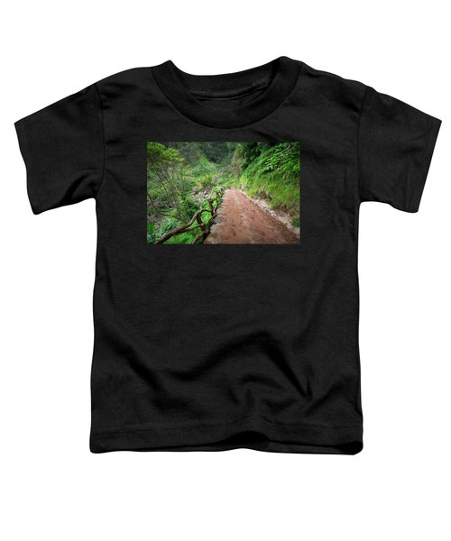 Until The Infinity Toddler T-Shirt