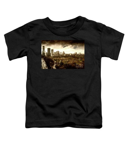 Upper West Side Of New York City Toddler T-Shirt