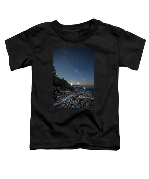 Toddler T-Shirt featuring the photograph UV by Doug Gibbons