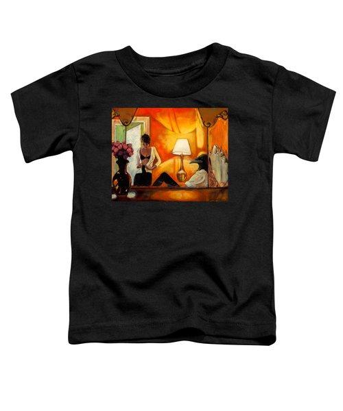 Valentine's Day Toddler T-Shirt