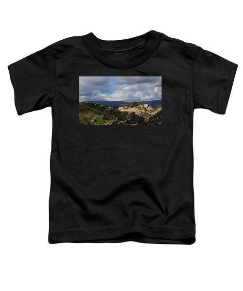 Vasquez Rocks Natural Area Toddler T-Shirt