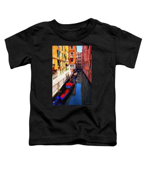 Venetian Canal Toddler T-Shirt