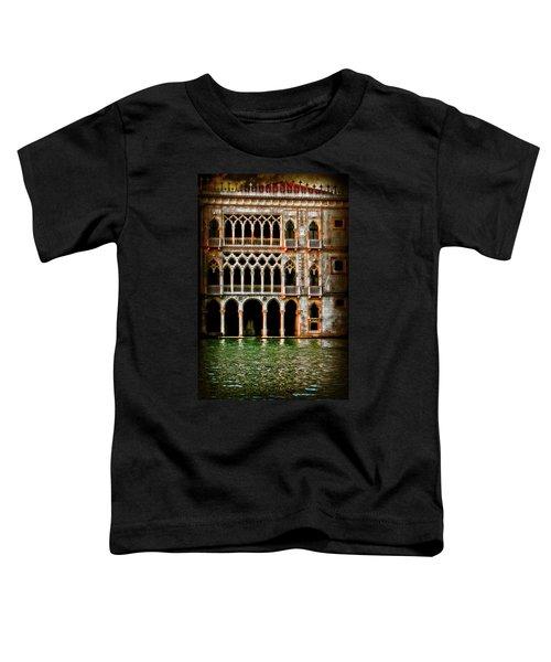Venice Palace  Toddler T-Shirt