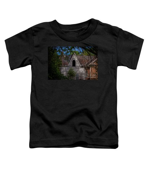 Ventilated Toddler T-Shirt