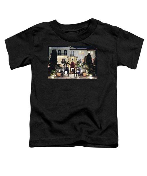 Versace Mansion South Beach Toddler T-Shirt