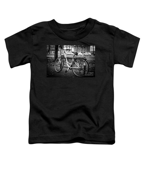 Versailles Bicycle Toddler T-Shirt