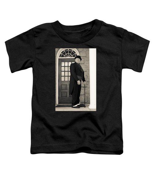 Victorian Dandy Toddler T-Shirt
