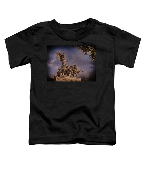 London, England - Victory Toddler T-Shirt