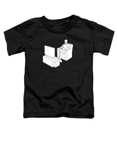 Video Gamer Tee Toddler T-Shirt