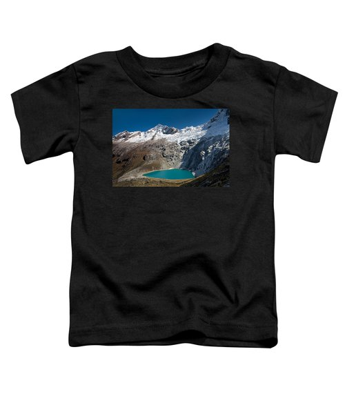 View From Punta Union Toddler T-Shirt