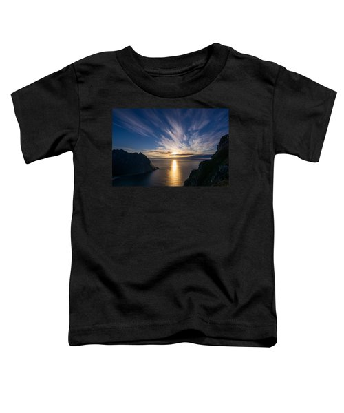 View From Ryten Toddler T-Shirt