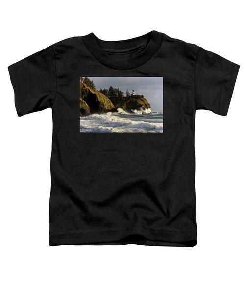 Vigorous Surf Toddler T-Shirt