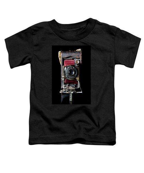 Vintage Bellows Camera Toddler T-Shirt