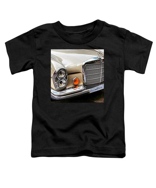 #vintage #car Corner Peek-a-boo Toddler T-Shirt