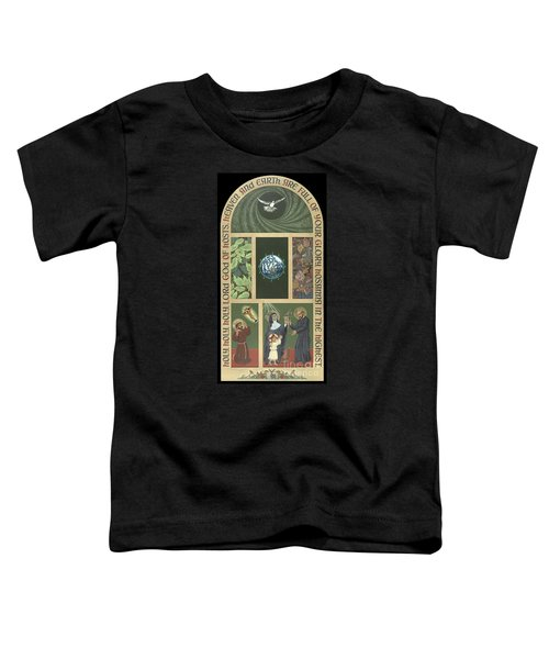 Viriditas - Finding God In All Things Toddler T-Shirt