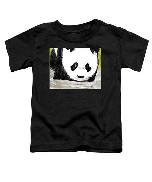 Vivi's Pet Panda Toddler T-Shirt