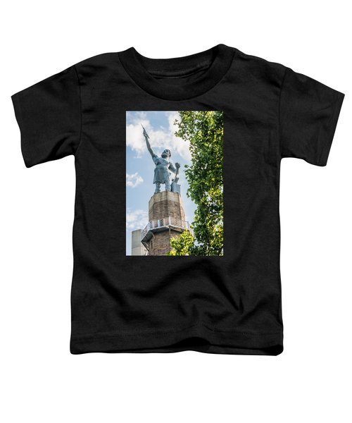 Vulcan On A Sunny Day Toddler T-Shirt