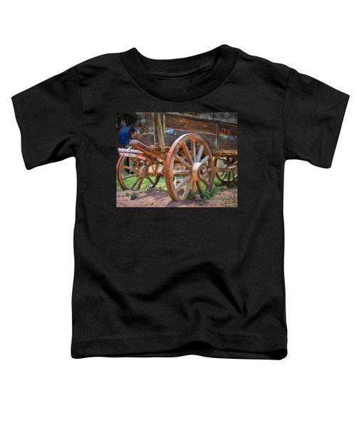 Wagons Ho Toddler T-Shirt