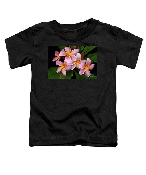 Wailua Sweet Love Texture Toddler T-Shirt