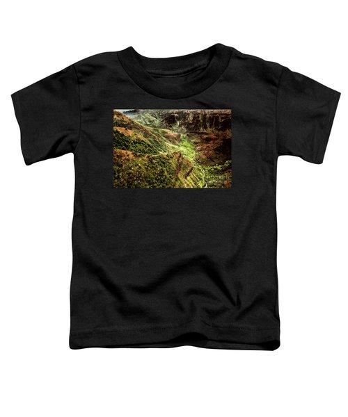 Waimea Canyon Toddler T-Shirt