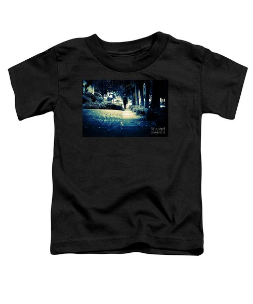 Walking A Lonely Path Toddler T-Shirt