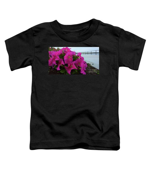 Walkway Petunias Toddler T-Shirt