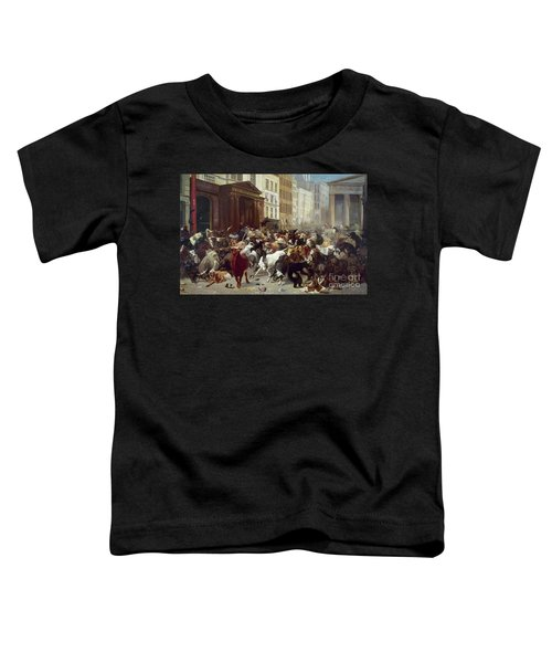 Wall Street: Bears & Bulls Toddler T-Shirt
