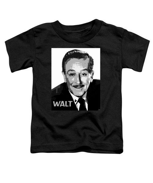 Walt Toddler T-Shirt