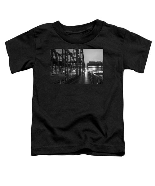 Washington Street Bridge Toddler T-Shirt