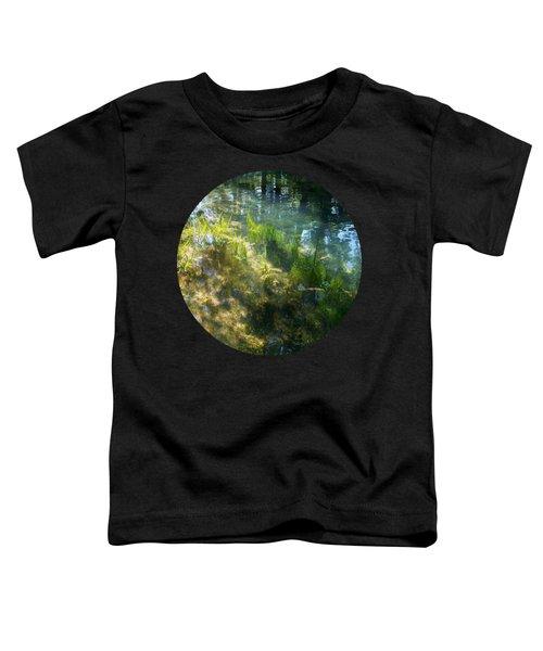 Water Colors Toddler T-Shirt