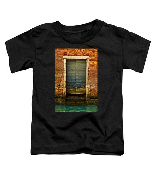 Water-logged Door Toddler T-Shirt