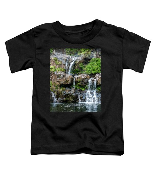 Waterfall Series Toddler T-Shirt