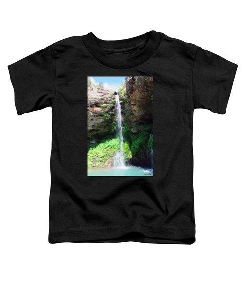 Waterfall 2 Toddler T-Shirt